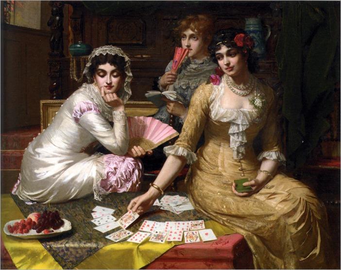 Patience - William Holyoake (british painter)