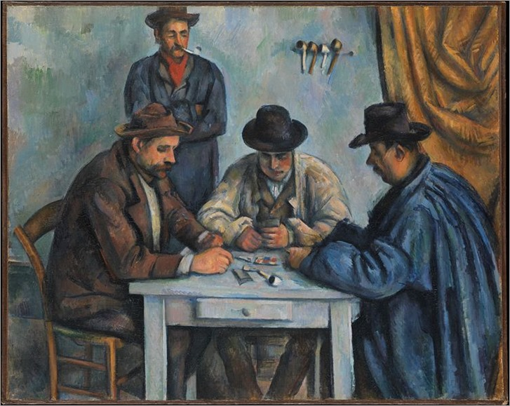 Paul_Cézanne (french, 1839-1906)_The Card Players