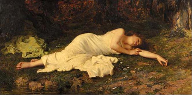 sweet dreams - Sophie Anderson