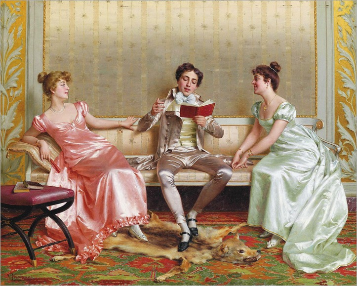 the lecture-Vittorio Reggianini