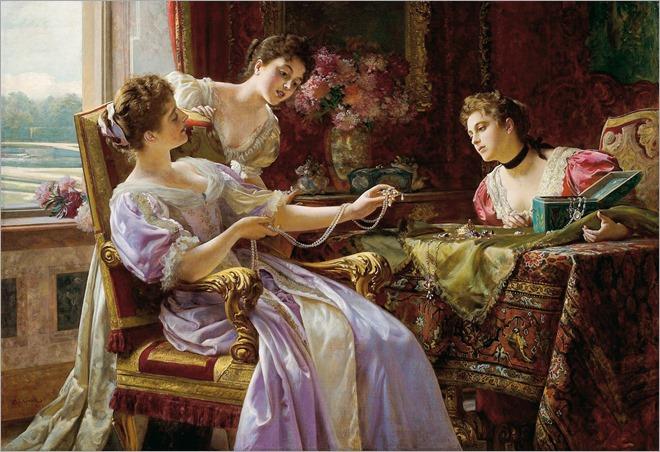 The Little Treasure Chest - Ladislas W. von Czachórski