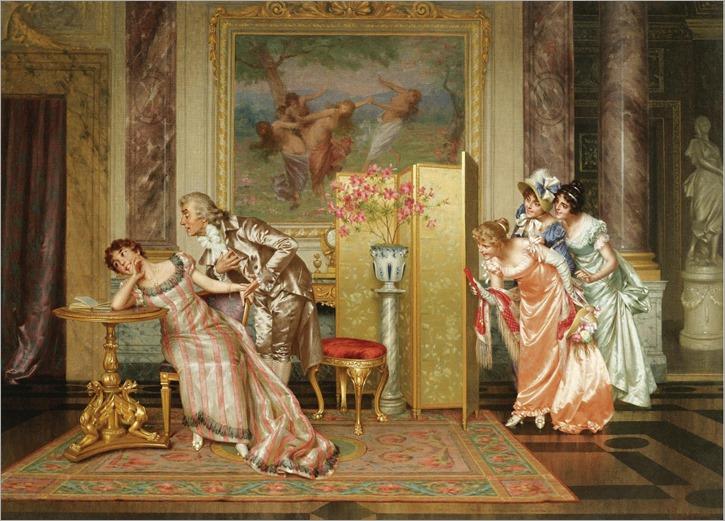 the proposal-Vittorio Reggianini