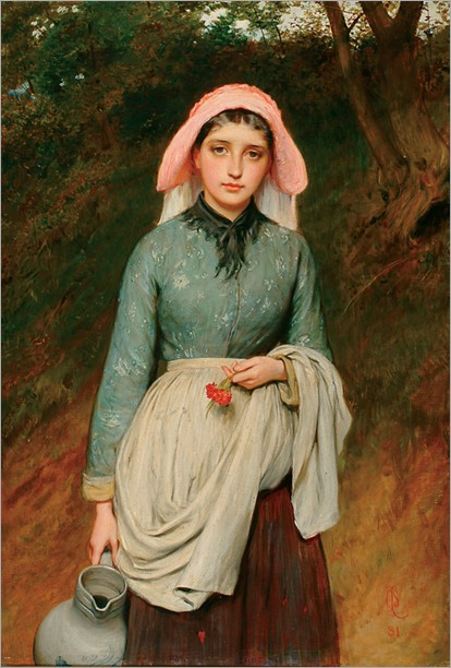 to the spring-Charles S. Lidderdale