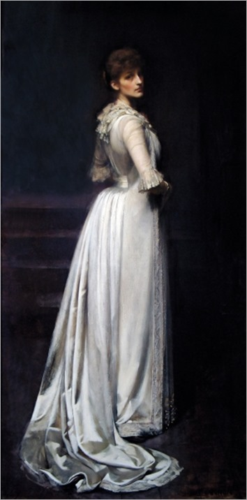 Violet. Duchess of Rutland, 1889-Sir James Jebusa Shanon