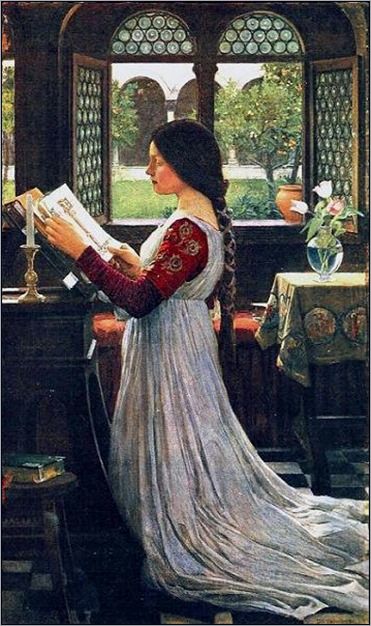 Waterhouse_The Missal-1902