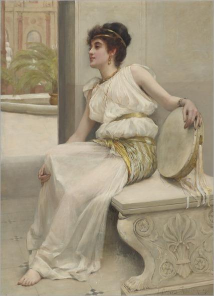 Zara, a dancing girl - Frank Markham Skipworth