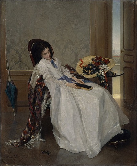 after-a-walk-Gustave-Leonhard-de-Jonghe