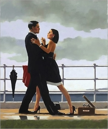 Anniversary Waltz (2011). Jack Vettriano