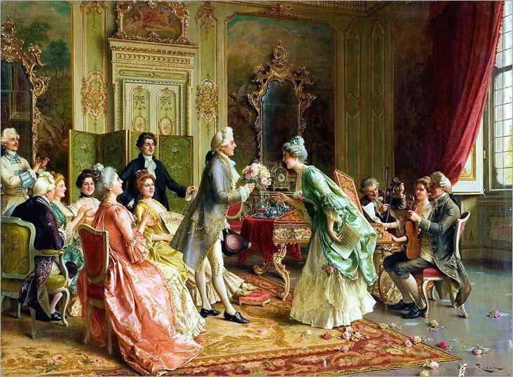 Arturo Ricci - musical soirée