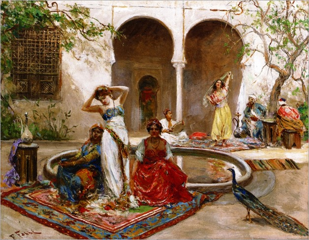 dancing in the harem-Fabio Fabbi