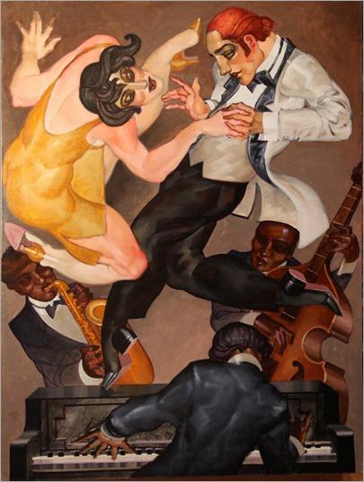 Saturday Night. Juarez Machado (Brazilian, 1941-)