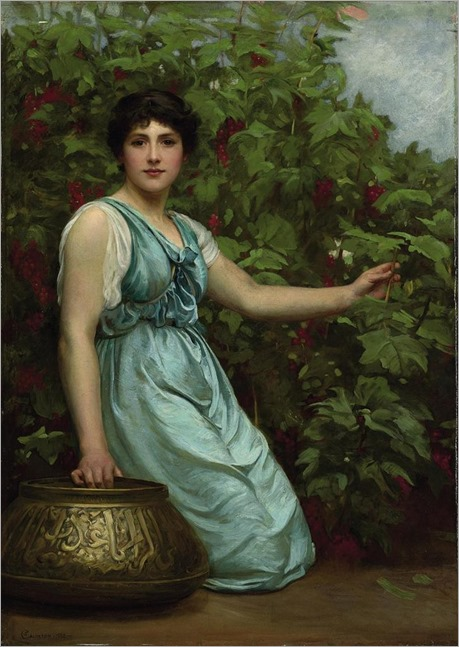 summer berries - Philip Hermogenes Calderon
