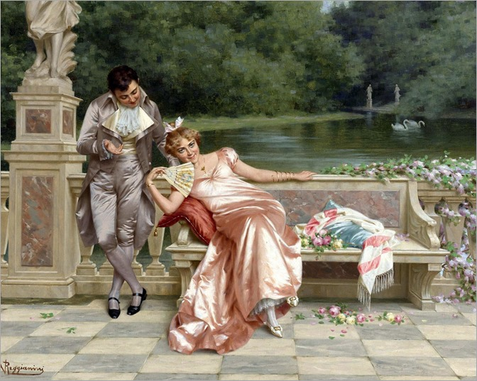 The flirtation-V.Reggianini