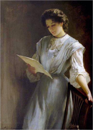 Thomas B. Kennington-The letter