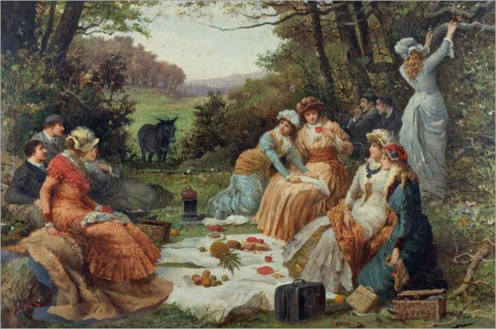 V.Chavigny-a-picnic