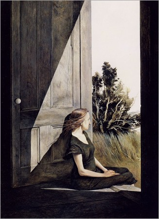 Andrew Wyeth - Christina Olson (1947)