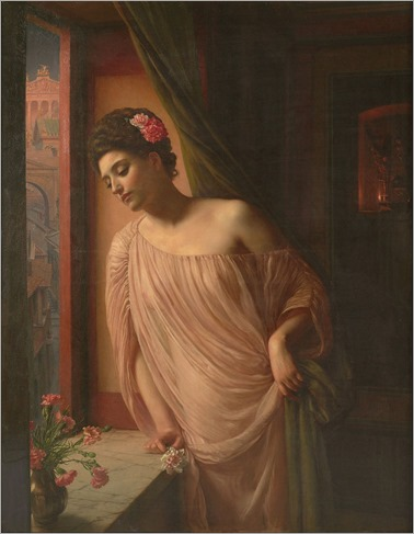Asterié by Sir Edward John Poynter - 1904