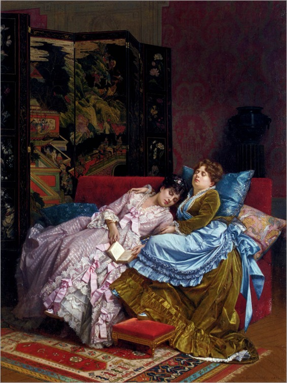 AugusteToulmouche_an_afternoon_idyll
