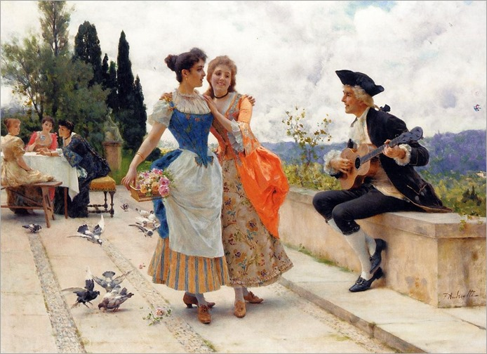 Federico Andreotti - The Serenade