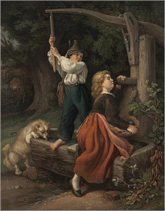 felix-schlesinger-1833-1910-a-friend-in-need