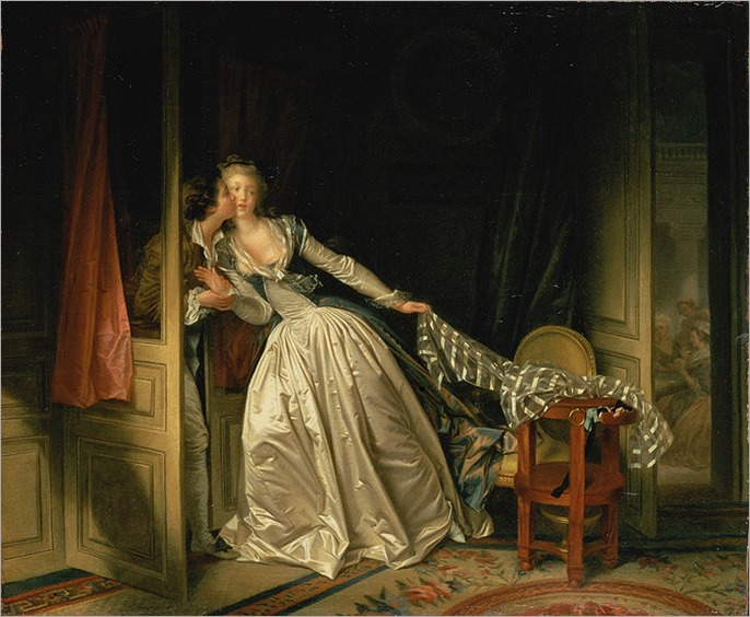 Jean-Honoré_Fragonard_-_The_Stolen_Kiss