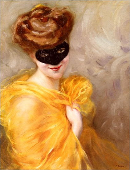 pierraRibera_lady_at_a_masked_ball