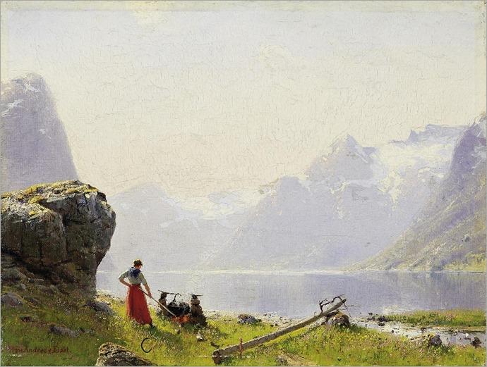 sognefjord-Hans Andreas Dahl