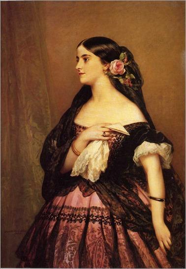 Winterhalter_Franz_Xavier_Adelina_Patti_1863