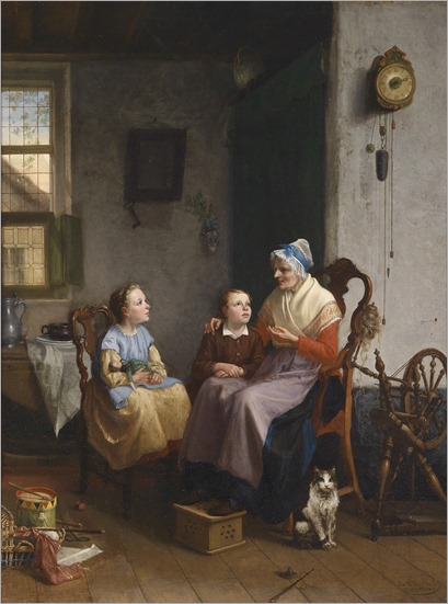 Carl Gessler (circa 1860) -Exciting Stories