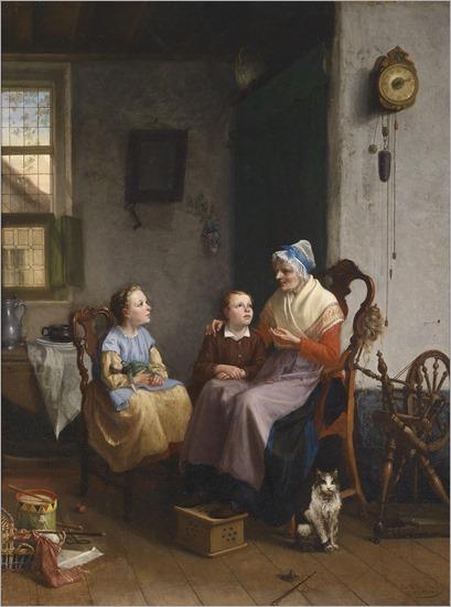 Карл Штрассер (около 1860 г.) -Exciting Истории