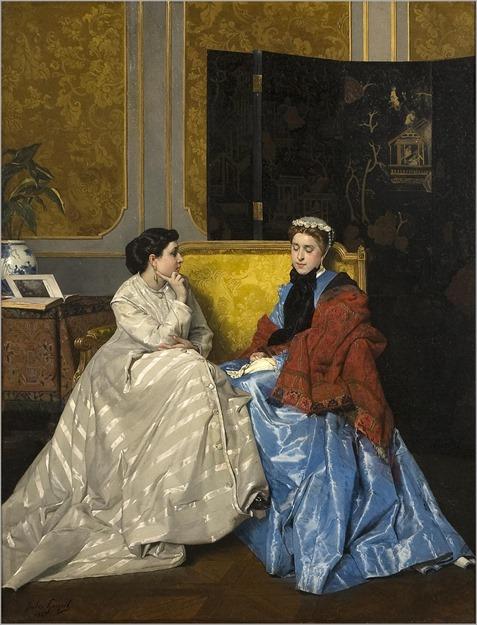 confidences-1867-jules-adolphe-goupil