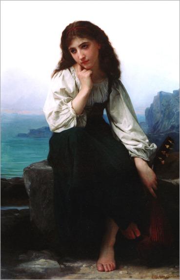 Elizabeth Jane Gardner Bouguereau - Garde