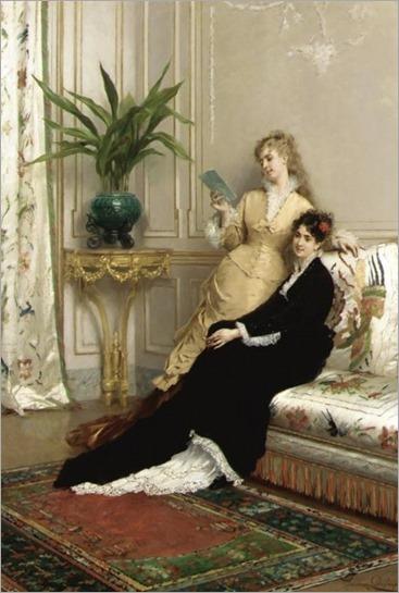 Gustave Leonhard de Jonghe - the letter