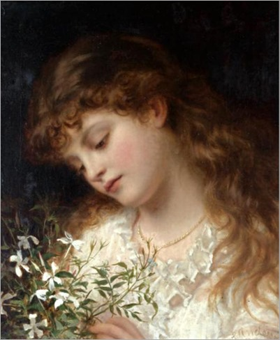 Jasmine by Sophie Anderson