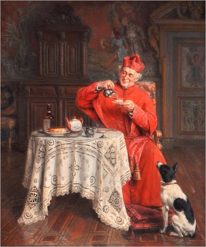 tea time - Paul Schaan