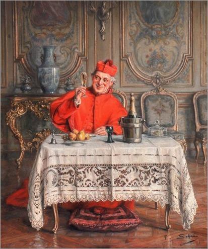 the toast - Paul Schaan