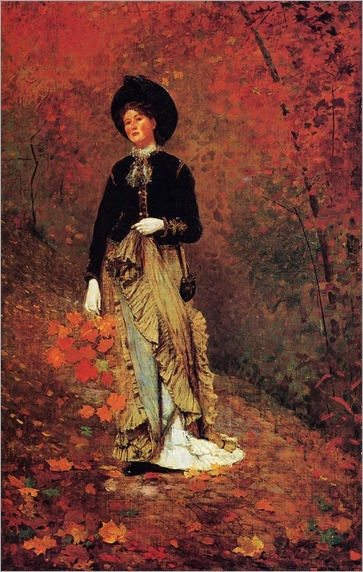 Winslow Homer - Autumn