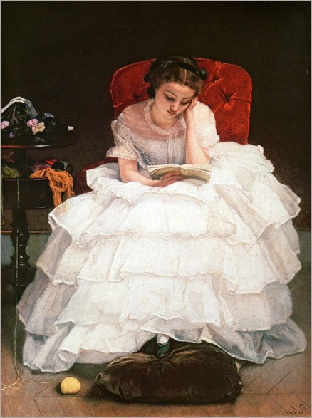 14.young-woman-reading-alfred-stevens