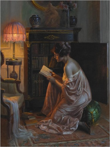 A Favourite Book- by - Delphin Enjolras