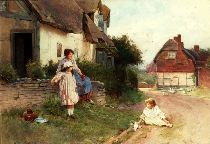 Carlton_Alfred_Smith_British_Welford_on_Avon