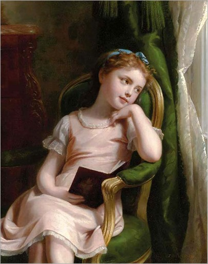 daydreams by fritz-zuber-buhler