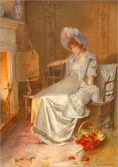 fireside reflections-Carlton Alfred Smith