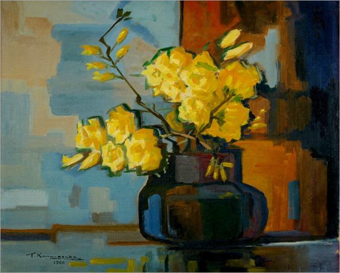 teisuke-kumassaka-vaso-de-flores-1960