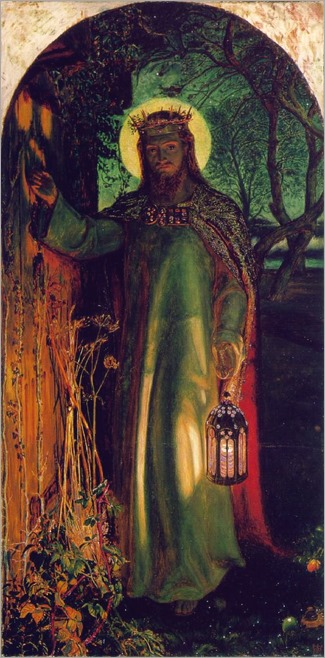 The Light of the World - William Holman Hunt