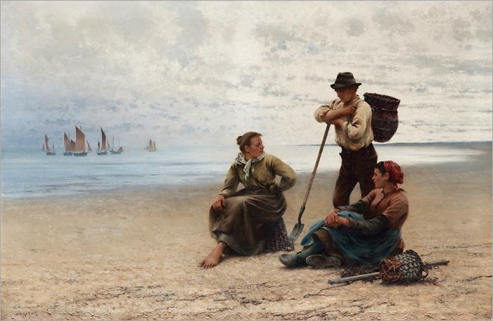 5.August Hagborg (1852-1921)