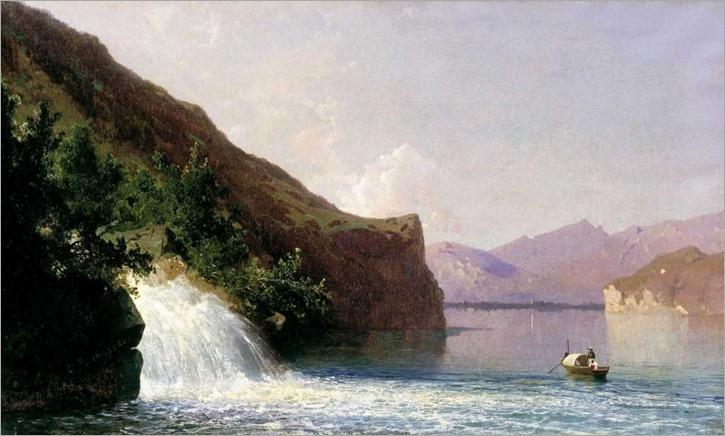 a-cachoeira-Arseny-Ivanovich(1834-1902)