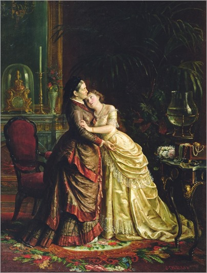 before-the-marriage-Sergei-Ivanovich-Gribkov