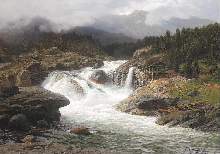 cachoeira-norueguesa-Temistokles-von-Eckenbrecher