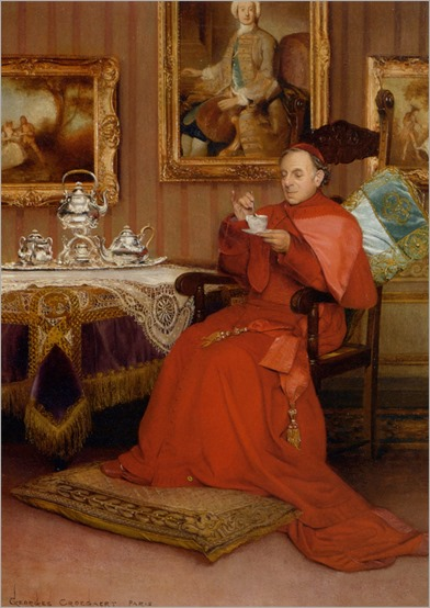 Croegaert_Georges_Tea_Time