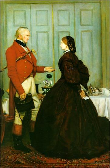 John Everett Millais - Trust Me